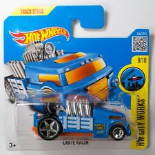 HW0100 Hot Wheels 2016 Crate Racer 8/10 - HW City Works DHX00