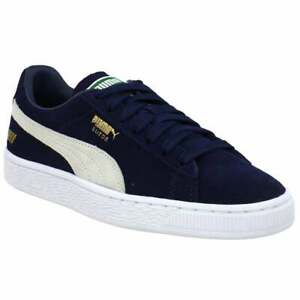 Puma Suede Classic Je11 Lace Up  Mens  Sneakers Shoes Casual   - Size 5 D