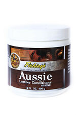Fiebing's Aussie Leather Conditioner w/Beeswax Waterproof 15 oz (400 g.)