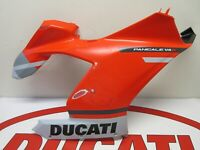 Ducati right hand upper fairing Panigale V4S Corse 48019172AC