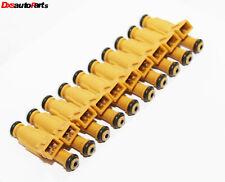 10 PCs Fuel Injectors fit97-99Ford E-350Econoline/Club Wagon6.8L V10 0280155710