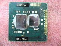 QTY 1x Intel Core CPU i5-460M Dual-Core 2.53Ghz PGA988 SLBZW Socket G1