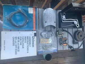 Rickman / Zundapp Parts Lot Inc Stator