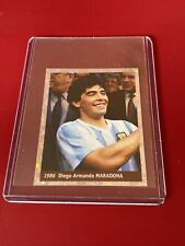 Maradona Sticker Rip FIFA WM FRANCE 98 Argentinien Football Team DS WM 1986