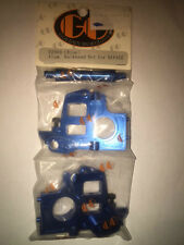 Golden Horizons 02069 - Savage Bulkhead Set Blue - New In Bag!!