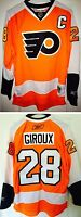 CLAUDE GIROUX PHILADELPHIA FLYERS REEBOK PREMIER PRO CUSTOMIZED HOCKEY JERSEY