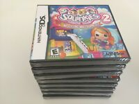 Squinkies 2: Adventure Mall Surprize (Nintendo DS, 2011) DS NEW