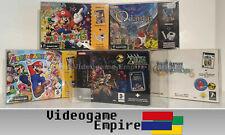 1x Nintendo GameCube Big Box Spiele OVP Game Cube Schutzhüllen Hüllen 0,4 mm PET