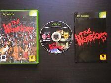 THE WARRIORS : JEU Microsoft XBOX (Rockstar COMPLET envoi suivi)