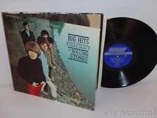 ROLLING STONES Big Hits High Tide & Green Grass London NPS-1 gatefold/book