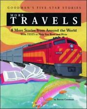 More Travels: 8 More Stories from Around the World with Tests to Help You Read a