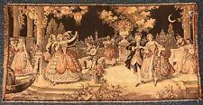Tapestry - MoonLight Ball -  Belgium - Vintage