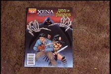 XENA VS ARMY OF DARKNESS # 2  COMIC BOOK VF/NM