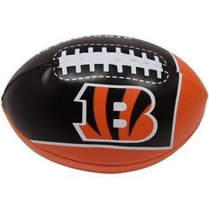 Cincinnati Bengals Quick Toss Softee Football 4 inch