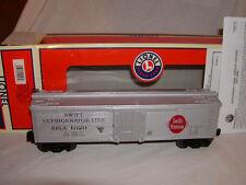 Lionel 6-19556 Swift Silver Refrigerator Reefer O 027 MIB 2001 Swift's Premium