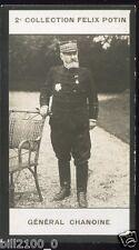 COLLECTION FELIX POTIN .. Général CHANOINE ... médailles . décorations .