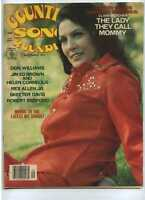 Country Song Roundup Sept 1977 Clary Butcher Don Williams Robert Redford MBX59