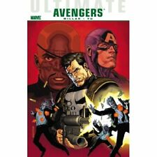 Ultimate Comics Avengers Vol. 2: Crime and Punishment