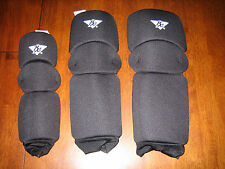 Best Equipment Softball Tri-Pads Knee Sliding Pads NEW Adult L/XL