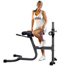 Xmark Ab Back Hyperextension Roman Chair XM-4429 NEW