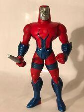 "DC Direct Manhunter Robot 6"" Figure Green Lantern Series 2 Cyborg Red Blue Rare"