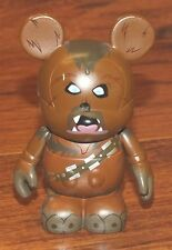 Walt Disney Vinylmation 2010 Lucas Film Chewbacca Figurine By Mike Sullivan!