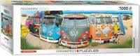 VW Beetle Kombination Panoramic 1000 piece jigsaw puzzle 680mm x 490mm (pz)