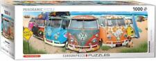Puzzle Mezzi di trasporto Eurographics Panorama VW Bus Combinazione 1000 pz