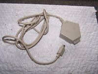 Apple 8 Pin 2 Way Mini Din Manual Serial Switch for Apple or Macintosh