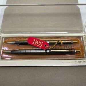 2051 Mitsubishi Jaguar Mechanical Pencil Ballpoint Pen NOS Made in Japan
