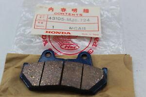 Rear Brake Pads for Honda VF500F Interceptor 500 1984-1986//CX650T 650 Turbo 1983