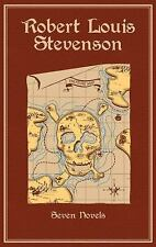 Robert Louis Stevenson: Seven Novels: By Stevenson, Robert Louis