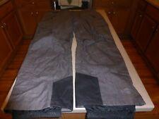 COLUMBIA Titanium Snow Waterproof Ski Pants Gray Men XXL 2XL
