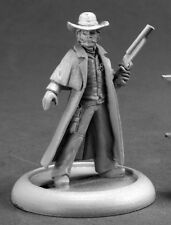 Texas Ranger Reaper Miniatures Savage Worlds Western Old West Lawman Sheriff