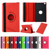 For Huawei MediaPad M2 M3 360 Rotate Magnetic PU Leather Case Smart Cover Stand