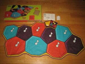 B Mat-A-Matics Musical Mat PRE-OWNED with original box and inserts