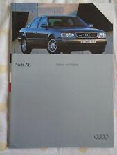 Audi A6 Saloon & Estate brochure Jul 1994