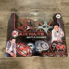 NEW 2 Pack Air Wars Battle Drones 2.4 GHz Quad Copter Remote Control