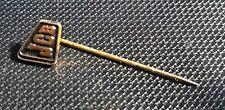 JCB Pin TRACTORS Painted Golden 9x8mm Alt + Original
