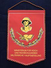 East German DDR GDR NVA Pennant Wimpel Flag Cold War Berlin Communist
