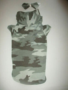 M Dog T-shirt  [camo] handmade