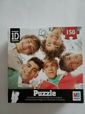 "New ONE DIRECTION 1D Milton Bradley 150 Piece Puzzle Factory Sealed 15"" x 12.5"""