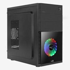 AeroCool ACCSPC0921411 Mini Tower Case - Black