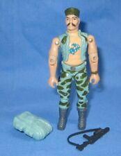 Gi Joe ARAH Figure ~ Gung-Ho ~ V1, 1983 ~ Very Nice, Minimal Wear