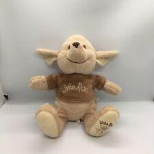 Disney Little Roo Soft Baby Toy MUSICAL Cuddly Plush Teddy Pull Toy