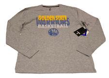 UNK NBA Golden State Warriors Basketball Long Sleeve T-Shirt Mens XL The Bay