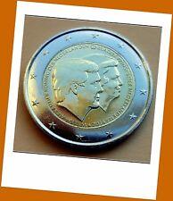 2 Euro Gedenkmünze Niederlande 2014 - Doppelportrait Willem-Alexander Beatrix -
