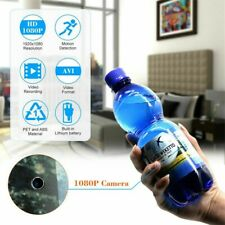 HD 1080P Portable Hidden Spy Camera DVR Water Bottle Camcorder Motion DVR Cam