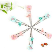 Baby Chopsticks Children Cute Cartoon Learning Training Education Chopstick SL