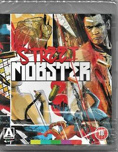 Kinji Fukasaku's: Street Mobster Blu Ray Region B Includes Registered Post